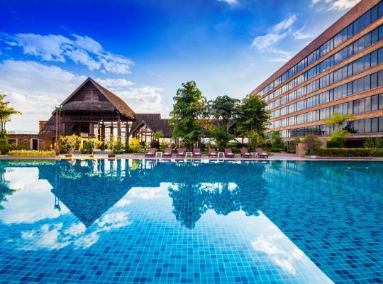 Hotel Valokuvat: Lotus Pang Suan Kaew Hotel