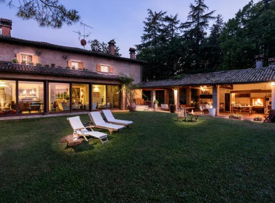 Hotel foto 's: Villa Monte Quercione