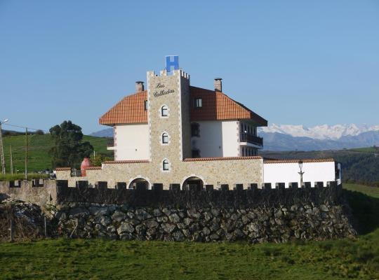 ホテルの写真: Hospedería Las Calzadas
