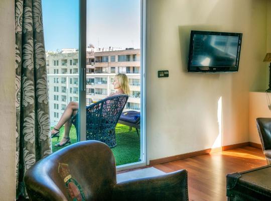 ホテルの写真: Hotel Feliz