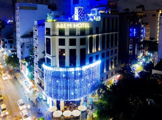 Hotel bilder: A&EM Saigon Hotel