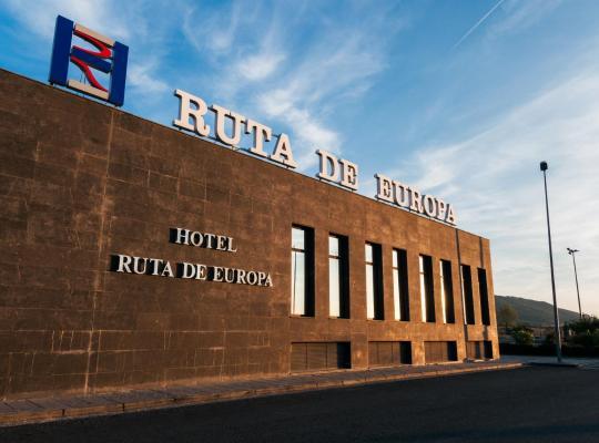 Fotografii: Hotel Ruta de Europa