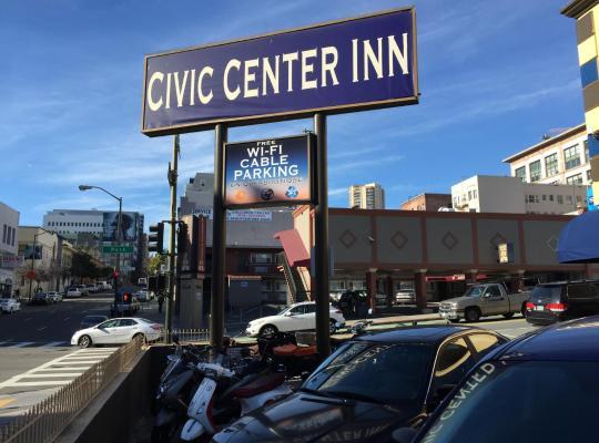 호텔 사진: Civic Center Inn