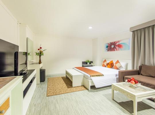 Otel fotoğrafları: Pratunam City Inn