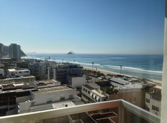 Φωτογραφίες του ξενοδοχείου: Apartamento Barra Beach