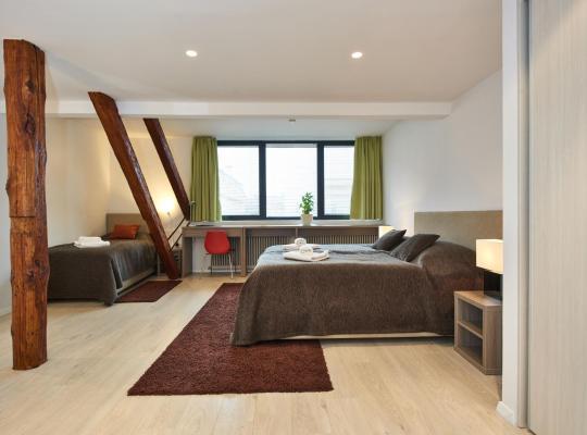 תמונות מלון: Irundo Zagreb - Praška 8 Apartments