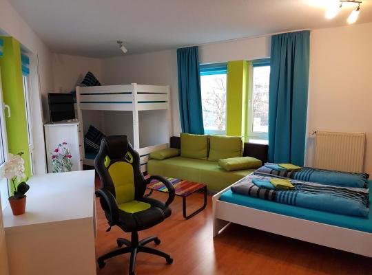 Otel fotoğrafları: Bielefeld-Apartment