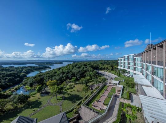 Viesnīcas bildes: Miyako Resort Okushima Aqua Forest (Hotel Kintetsu Aqua Villa Ise Shima)