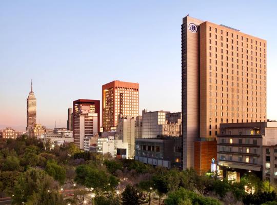 Viesnīcas bildes: Hilton Mexico City Reforma