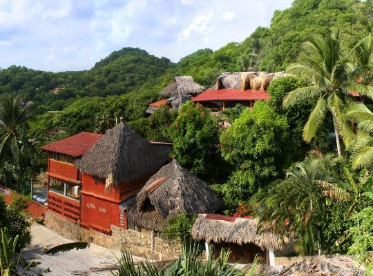 Képek: Villa Escondida