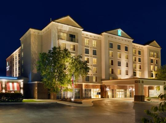 Viesnīcas bildes: Embassy Suites Newark - Wilmington/South