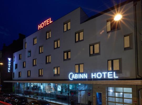 Hotel bilder: Cabinn Aarhus