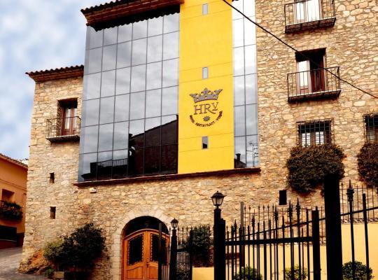 酒店照片: Hotel Restaurante Verdia