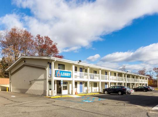 Viesnīcas bildes: Motel 6 New Brunswick