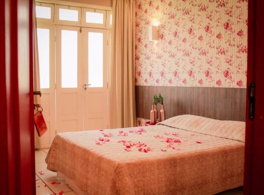 Otel fotoğrafları: Pousada Macamirim