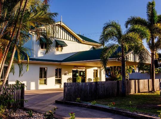 Fotos do Hotel: Shamrock Gardens Motel