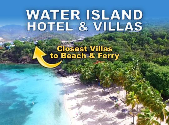Viesnīcas bildes: Water Island Hotel & Villas