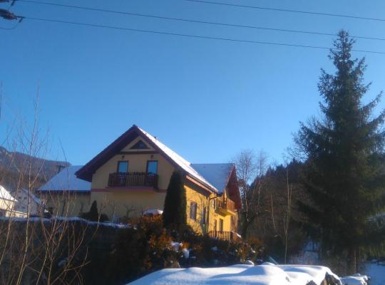 Otel fotoğrafları: Apartmány Súľov 183