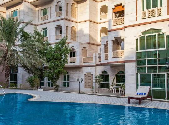 Zdjęcia obiektu: Muscat Oasis Residences