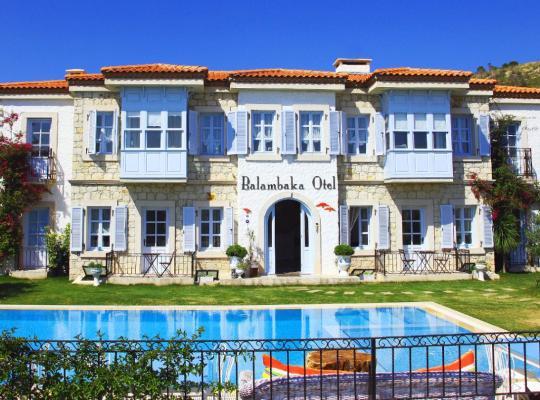 Фотографии гостиницы: Balambaka Hotel - Alacati