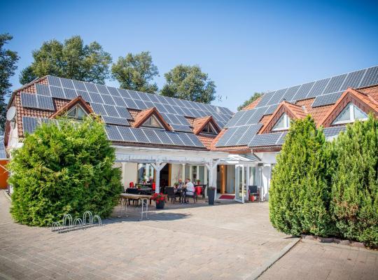 Hotelfotos: Landhotel zum Baggernpuhl