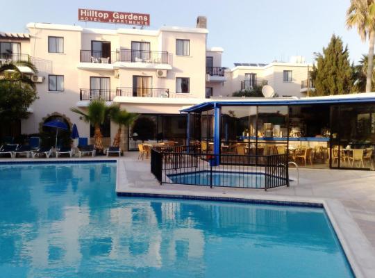 Фотографии гостиницы: Hilltop Gardens Hotel Apartments