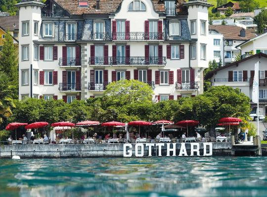 ホテルの写真: Seehotel Gotthard