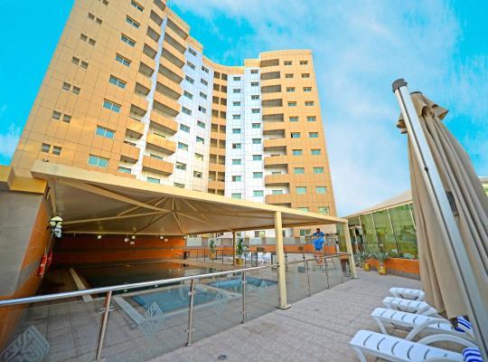 Hotel bilder: Emirates Stars Hotel Apartments Dubai
