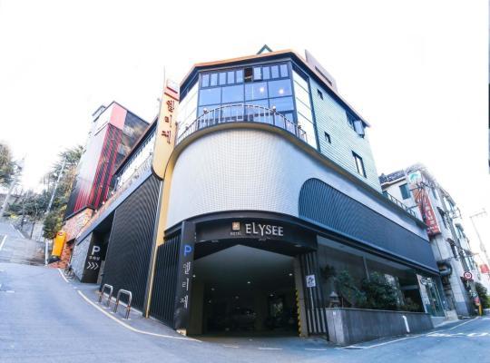 ホテルの写真: Elysee Hotel