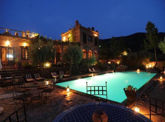 Φωτογραφίες του ξενοδοχείου: Auberge Chez Momo II