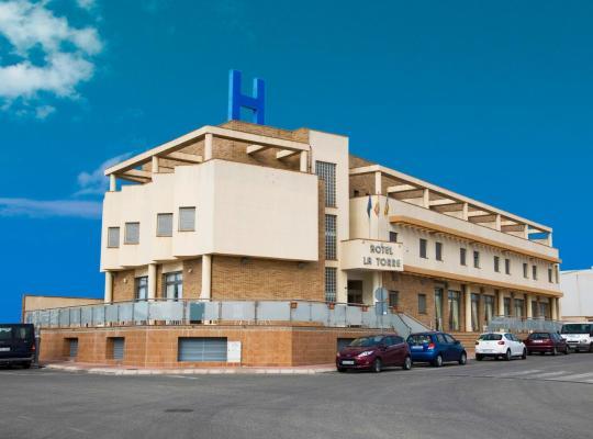 Φωτογραφίες του ξενοδοχείου: Hotel la Torre