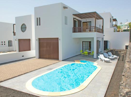 Фотографии гостиницы: Villas Las Maretas