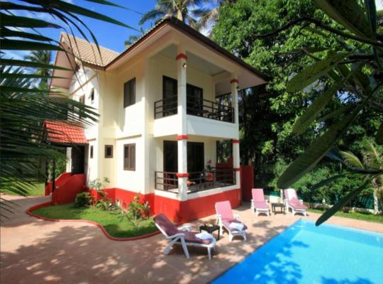 Hotel photos: 3 Bedroom Seafront Villa Island View