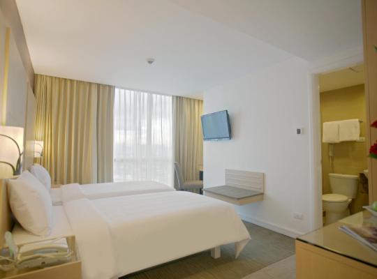 Képek: St Giles Makati – A St Giles Hotel, Manila