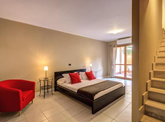 Hotel foto: Inn Bracciano Suite