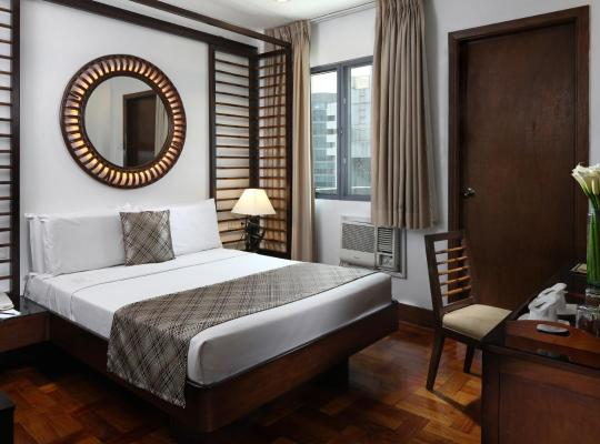 Képek: Manila Lotus Hotel
