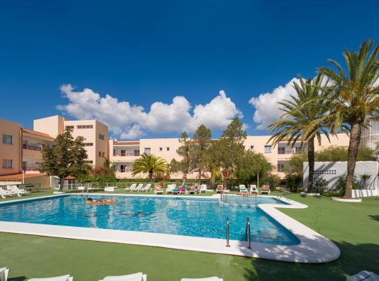 Хотел снимки: Apartamentos Sol Bay