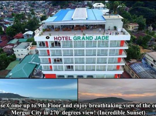 Фотографії готелю: Hotel Grand Jade