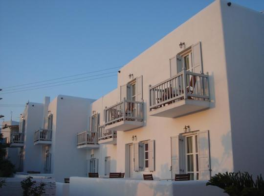 酒店照片: Mykonos Chora Residences