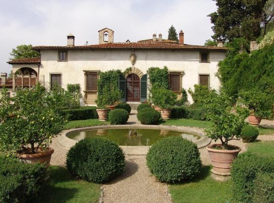 Фотографии гостиницы: Villa Rucellai
