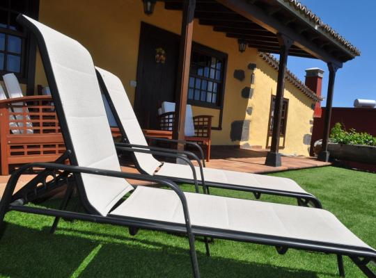 รูปภาพจากโรงแรม: Casa Chamiquela