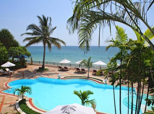 Képek: Zanzibar Serena Hotel