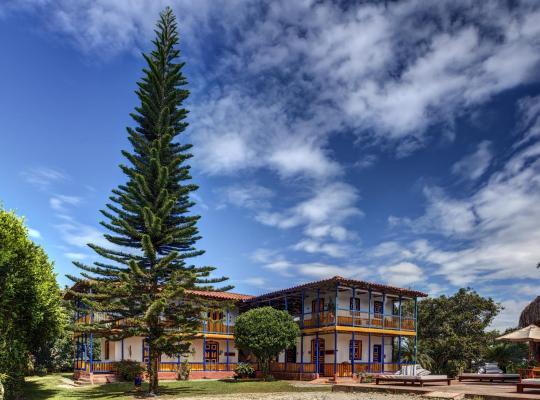 Hotel bilder: Hotel Hacienda Combia