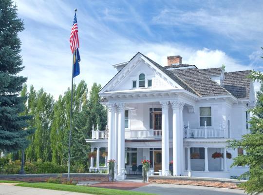Hotel bilder: Gibson Mansion Bed and Breakfast