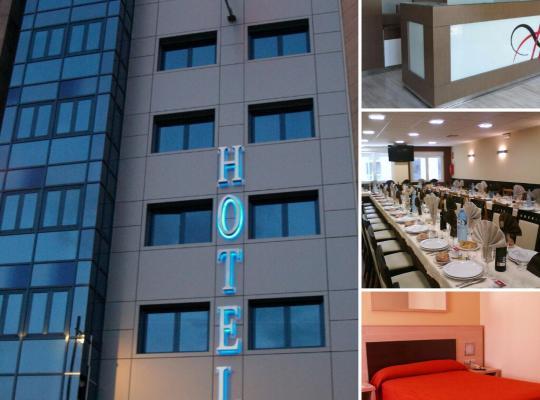 Hotel foto 's: Hotel Avenida