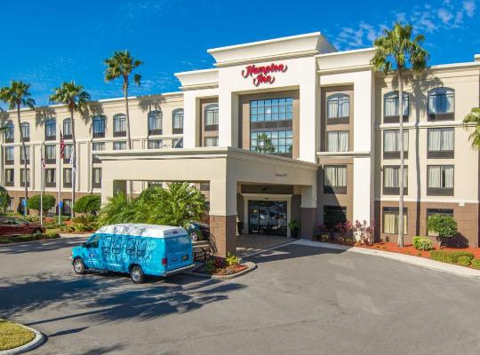 Hotel fotografií: Hampton Inn Jacksonville South/I-95 at JTB