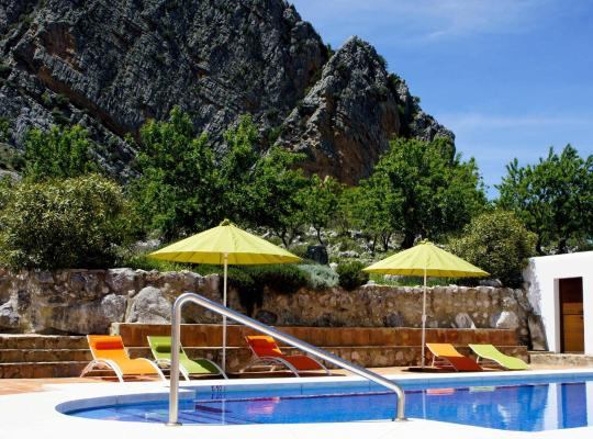 Hotel Valokuvat: Cortijo Fuente Marchal