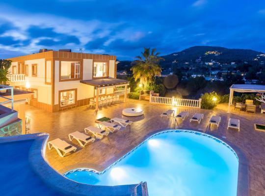 Hotel foto: Villa Solaris