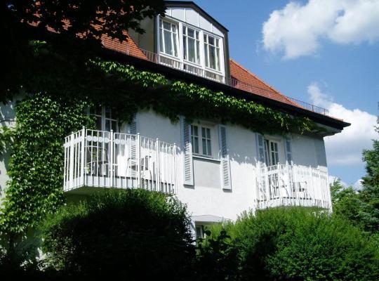 Hotellet fotos: Villa am Schlosspark