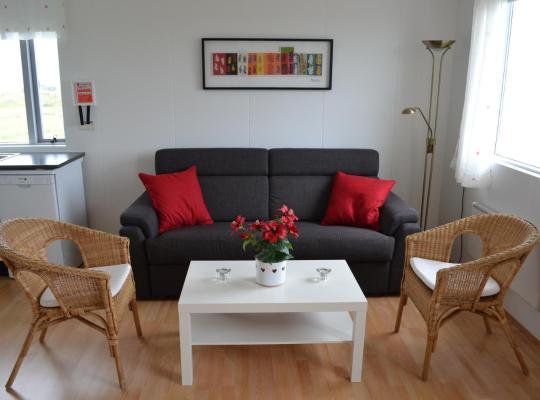 Hotel Valokuvat: Húsavík - Ásbyrgi Apartment